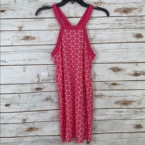 Kate Spade Polka Dot Dress Pink Size Small